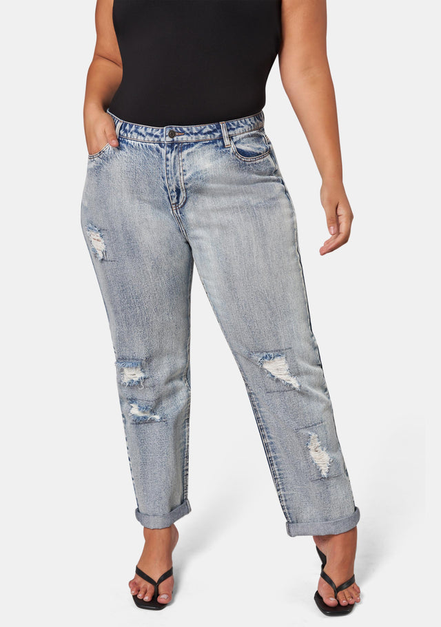 Exit The Void Boyfriend Jeans