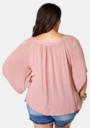 Break Of Dawn Blouse