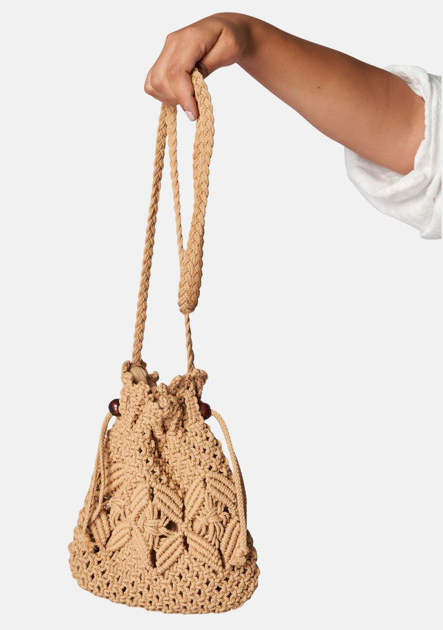 The Lovers Crochet Bag