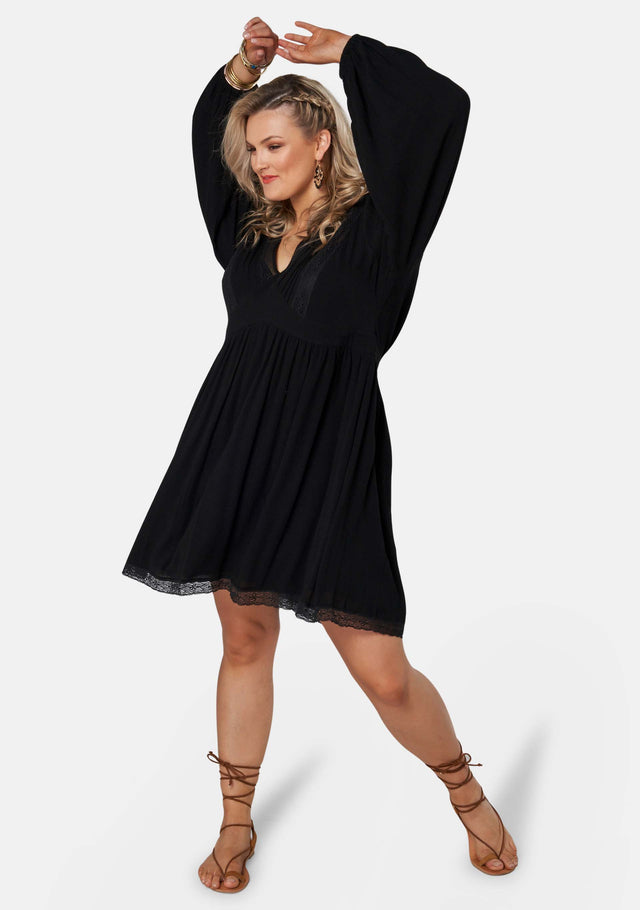 Night Love Midi Dress