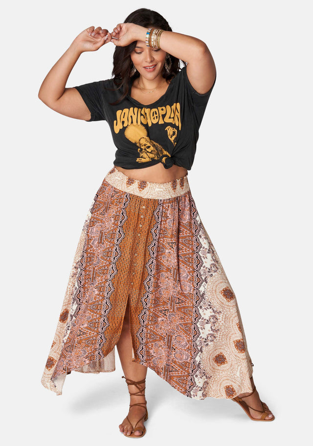 Sugar n Spice Maxi Skirt