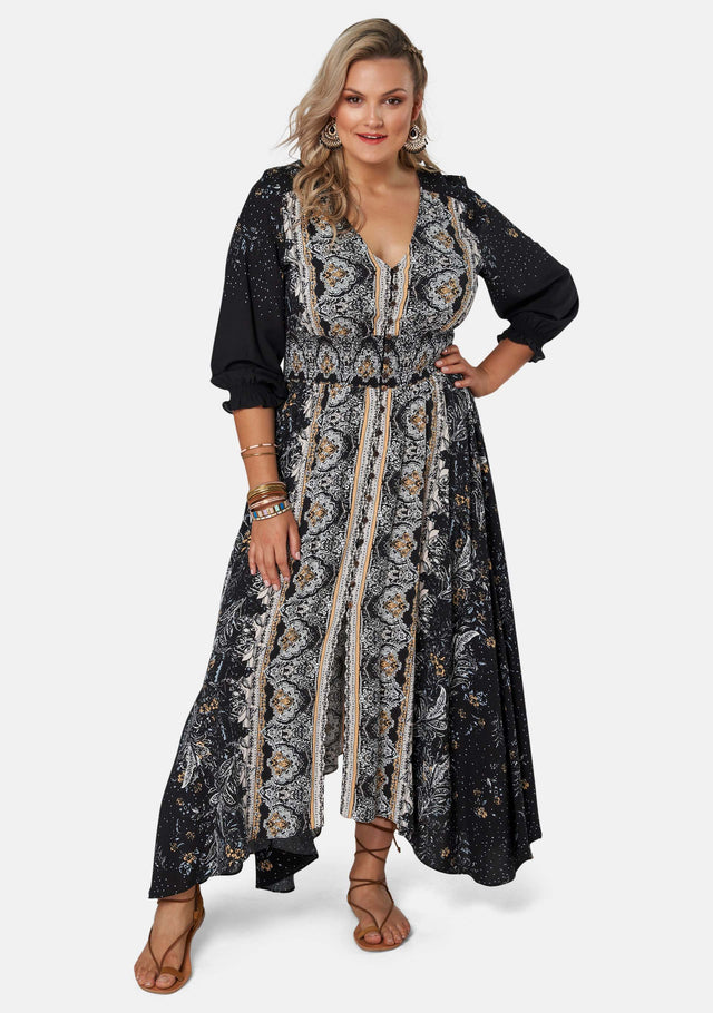 Gypsy Child Maxi Dress