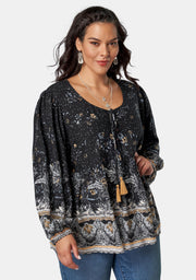 Healing Nation Blouse