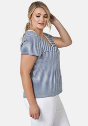 Gillie Stripe Tee