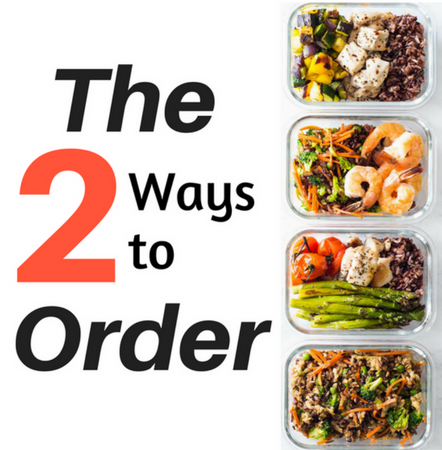The 2 Ways To Order
