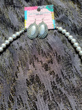 Jasmine Necklace and Earring Set