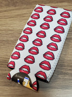 Lips Slim Can Cooler