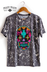 Freaky Friday Sugar Skull Tee