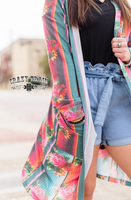 Siesta Fiesta Hooded Cardigan