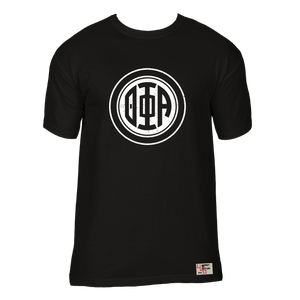 Theta Phi | Short Sleeve Tee | Black | Shelly (27b)