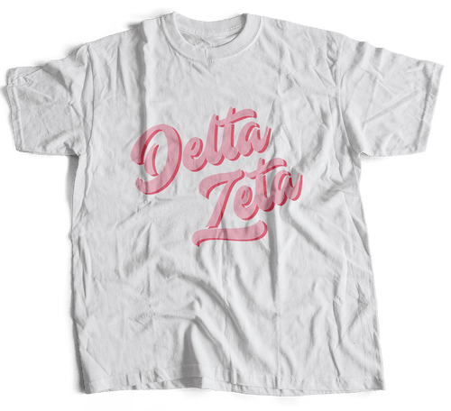 Delta Zeta | Short Sleeve Tee | Hailey (180)