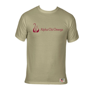 Alpha Chi Omega | Short Sleeve Tee | Amy (205)