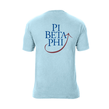Pi Phi | Short Sleeve Pocket Tee | Alex (211)