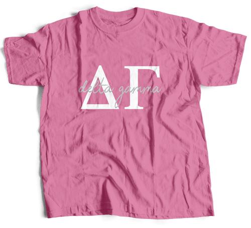 Delta Gamma | Short Sleeve Tee | Gracie (214)