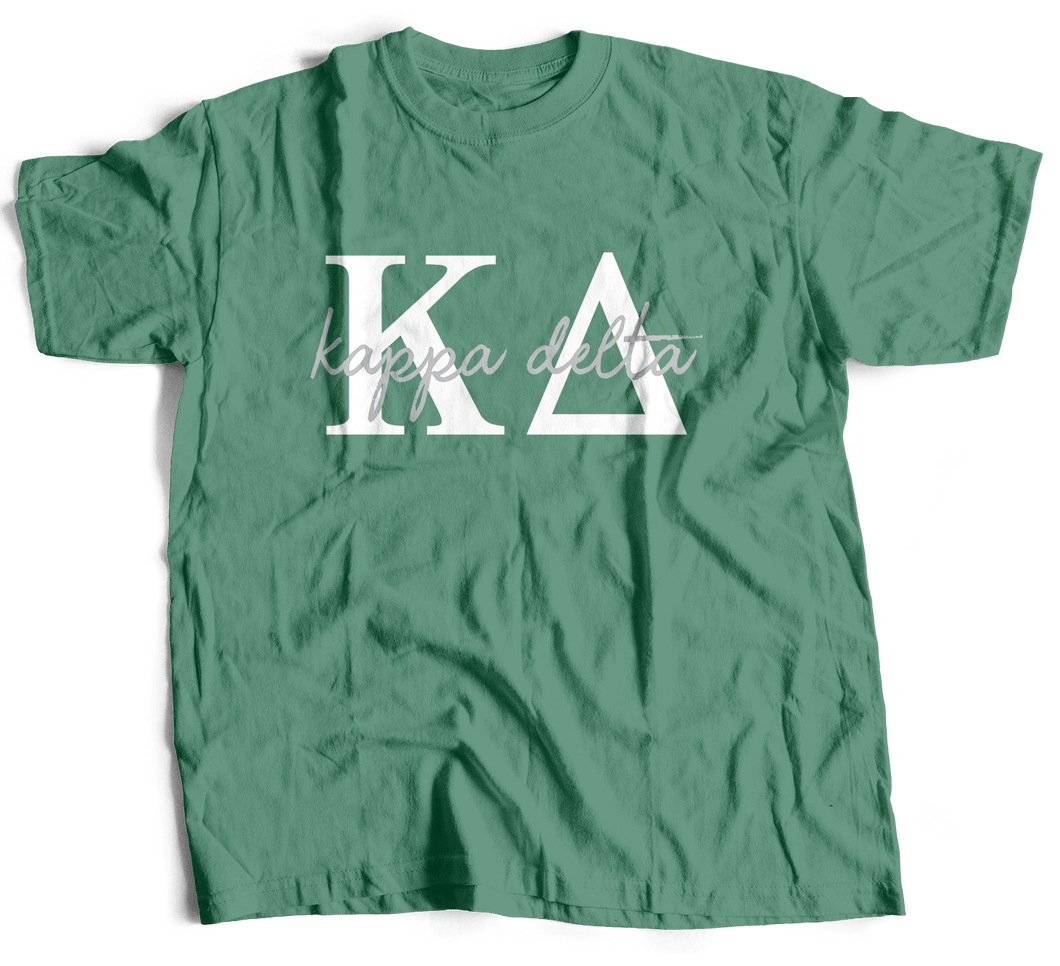 Kappa Delta | Short Sleeve Tee | Gracie (214)