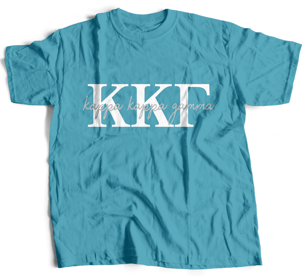 Kappa | Short Sleeve Tee | Gracie (214)