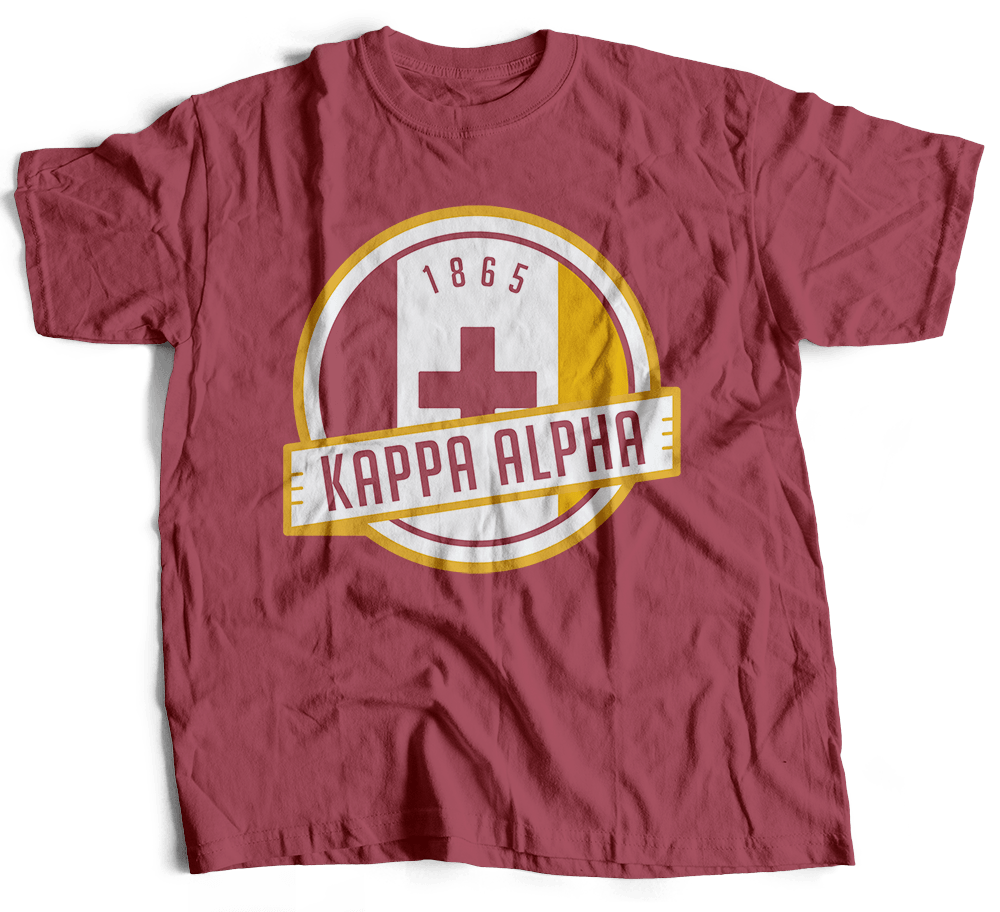 Kappa Alpha Order | Short Sleeve Tee | Anthony (255)