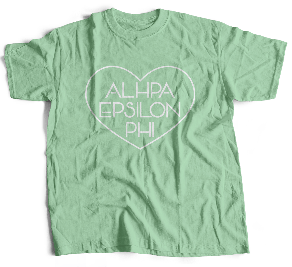 Alpha Epsilon Phi | Short Sleeve Tee | Molly (299)