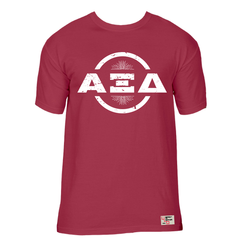 Alpha Xi Delta | Short Sleeve Tee | Piper (320)
