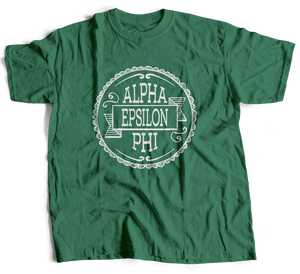 Alpha Epsilon Phi | Short Sleeve Tee | Linda (321)