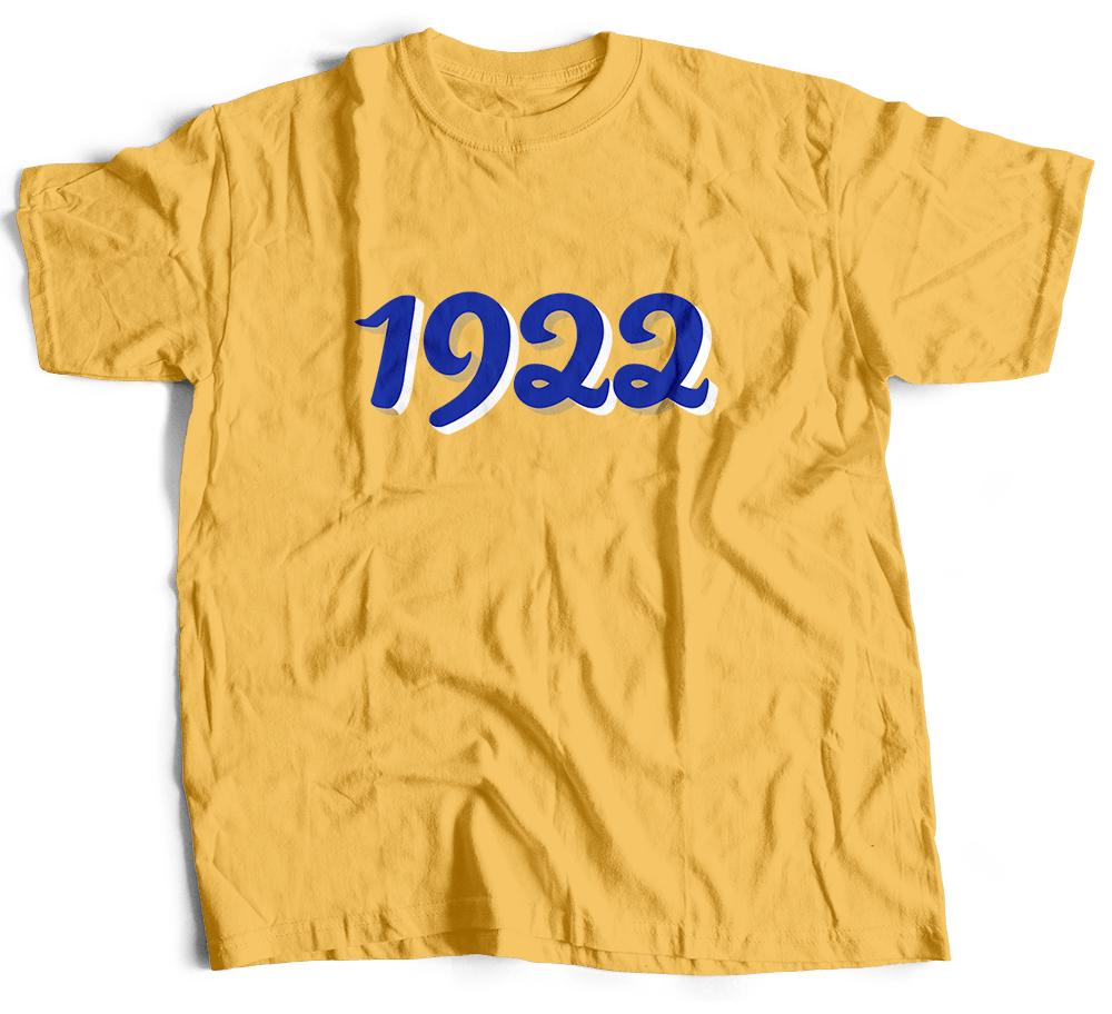 Sigma Gamma Rho | Short Sleeve Tee | Crystal (326)