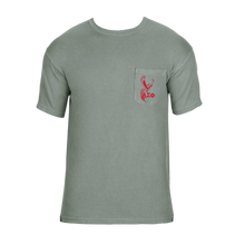 Alpha Sigma Phi | Short Sleeve Pocket Tee | Tyler (329)
