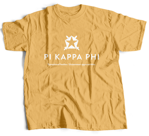 Pi Kappa Phi | Short Sleeve Tee | Harry (337)