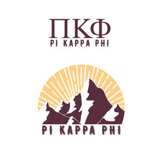 Pi Kappa Phi | Short Sleeve Pocket Tee | King (339)