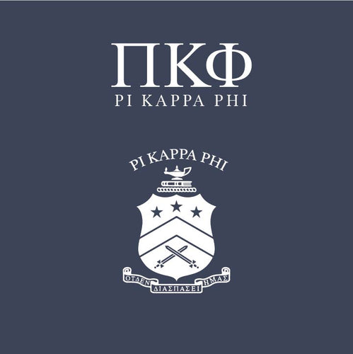 Pi Kappa Phi | Short Sleeve Pocket Tee | Thorton (340)