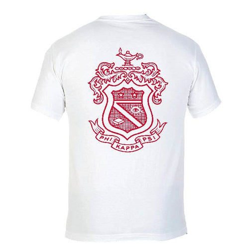 Phi Kappa Psi | Short Sleeve Pocket Tee | Terrance (357)