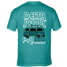 Delta Sigma Phi | Short Sleeve Pocket Tee | Talon (377)
