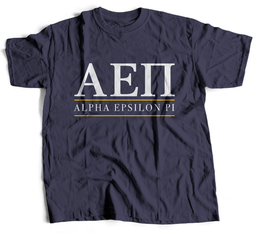 Alpha Epsilon Pi | Short Sleeve Tee | Donald (400)