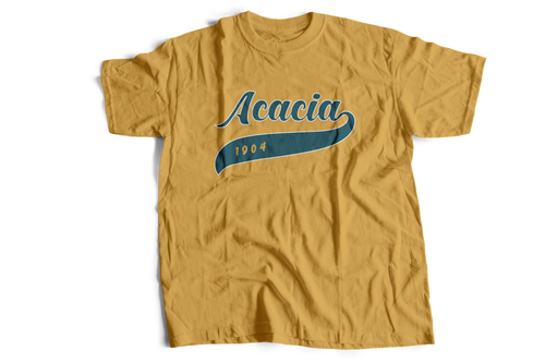 Acacia | Short Sleeve Tee | Trey (410)
