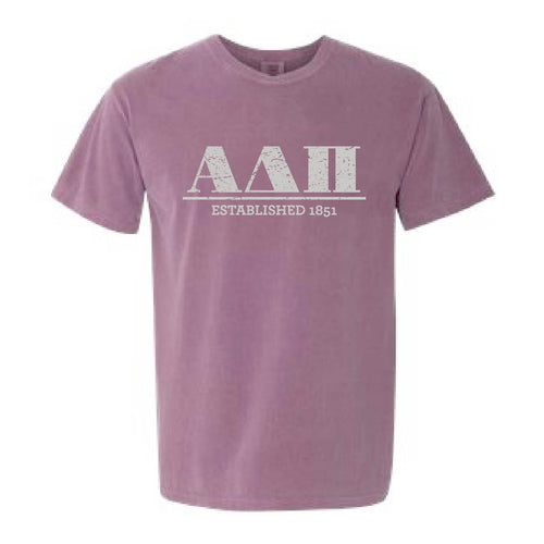 Alpha Delta Pi | Short Sleeve Tee | Grace (43B)