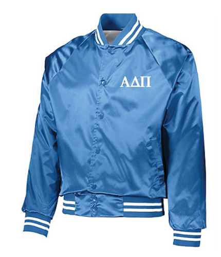 Alpha Delta Pi Bomber Jacket | Inspired by Michelle