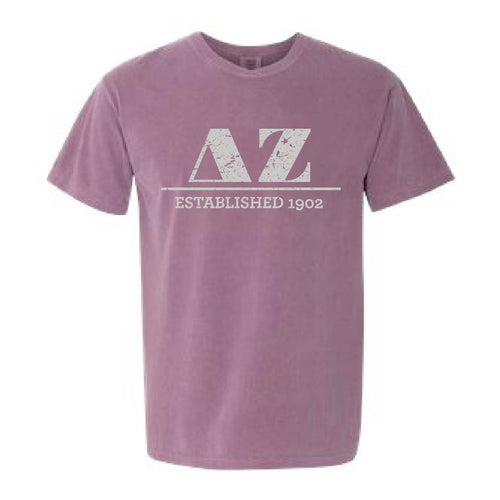 Delta Zeta | Short Sleeve Tee | Grace (43B)