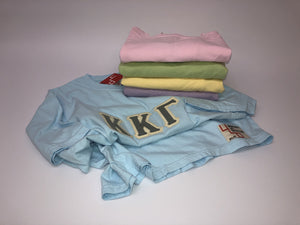 Sisterhood Series Stitch | Kappa Kappa Gamma