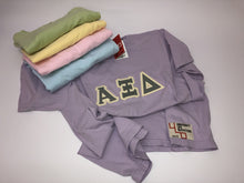 Sisterhood Series Stitch | Alpha Omicron Pi