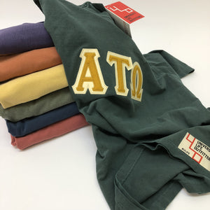 Vintage Campus Series Stitch | Zeta Tau Alpha