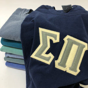 Exam Week Blues Series Stitch | Sigma Chi