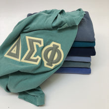 Exam Week Blues Series Stitch | Alpha Epsilon Phi