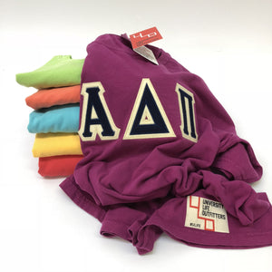 Spring Break Series Stitch | Alpha Omicron Pi