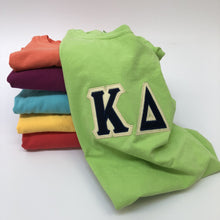Spring Break Series Stitch | Kappa Alpha Theta