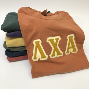 Vintage Campus Series Stitch | Alpha Omicron Pi