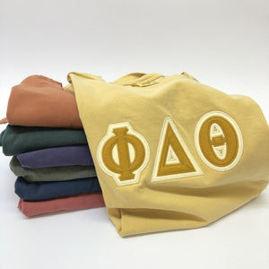 Vintage Campus Series Stitch | Tau Kappa Epsilon