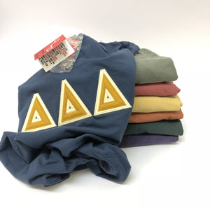 Vintage Campus Series Stitch | Sigma Pi
