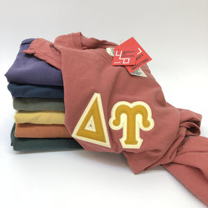 Vintage Campus Series Stitch | Gamma Phi Beta