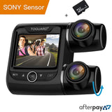 32Gb Dual Lens Dash Cam Camera