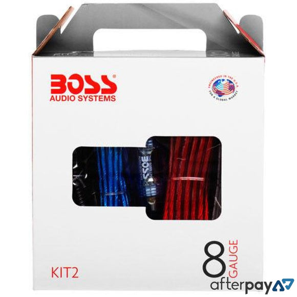 Boss Audio Kit2 8 Gauge Amplifier