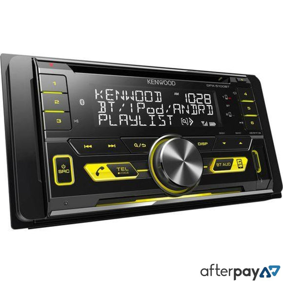 Double Din Cd/digital Media Player With Bluetooth Dpx5100Bt Headunit